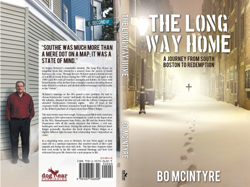 The Long Way Home (by: Bo Mcintyre) - Full Cover